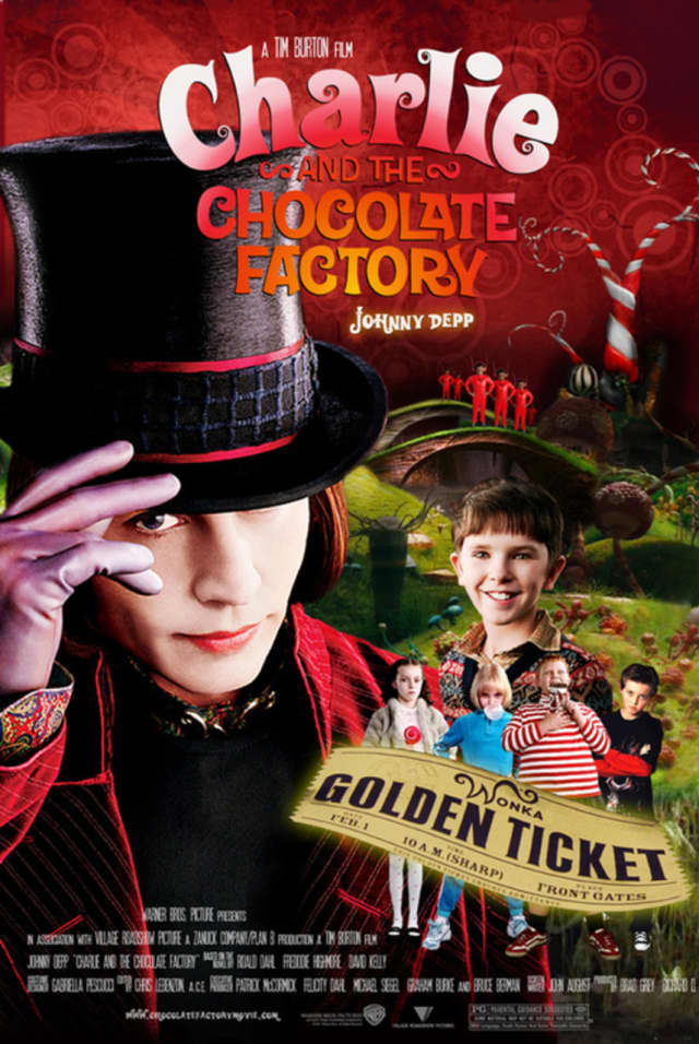The Stratford Library's Charlie and the Chocolate Factory Bookfair fundraiser will take place at Barnes & Noble of Milford on Friday, from 6 to 8 p.m.