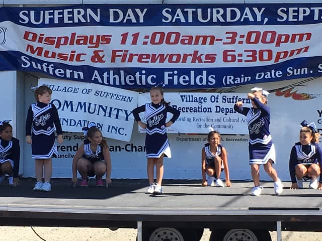 Suffern is hosting its annual Suffern Day Saturday.