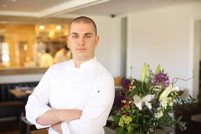 Chef Beck Bolender of Restaurant 121 in North Salem.