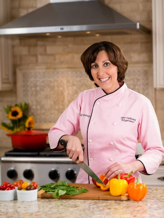 Chef Danielle Fragala-Harper of Your Culinary Experience personal chef service.