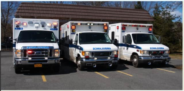 A Chestnut Ridge.man donated an ambulance to the American Friends of Magen David Adom