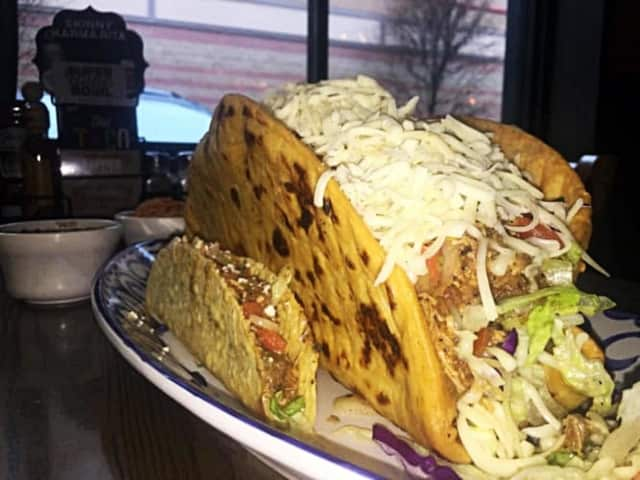 Chevys Fresh Mex restaurants are celebrating National Taco Day with a big challenge.