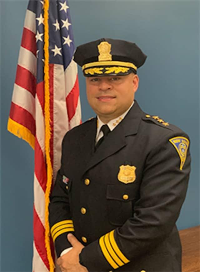 Chief Otoniel Reyes