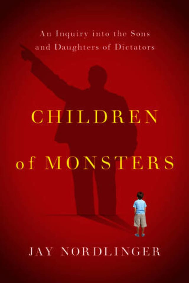 """Jay Nordlinger, author of """"Children of Monsters: An Inquiry into the Sons and Daughters of Dictators"""" will speak April 26 at the Darien Community Association."""