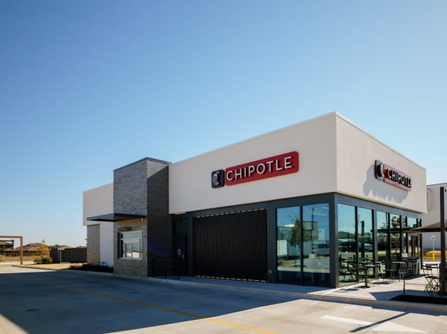 Chipotle is now open in Dauphin County.
