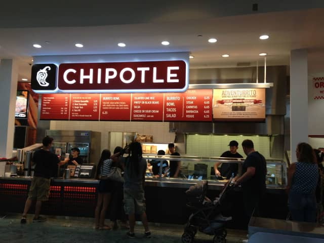 Chipotle is reporting credit card breaches across the nation.