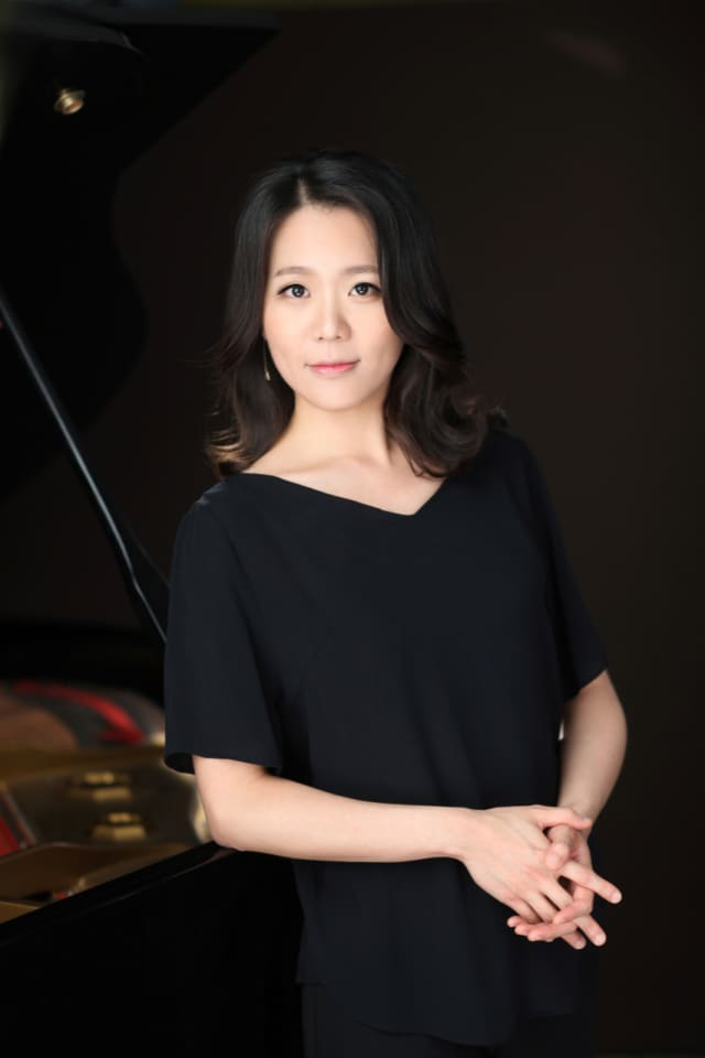 Pianist Sookkyung Cho will perform with the Bergen Symphony Orchestra at the concert of works by Mendelssohn, Mozart and Beethoven Jan. 30 at the First Presbyterian Church of Englewood.