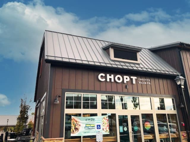 CHOPT will open the Montvale location at the Shoppes at DePiero Farms on Nov. 4.