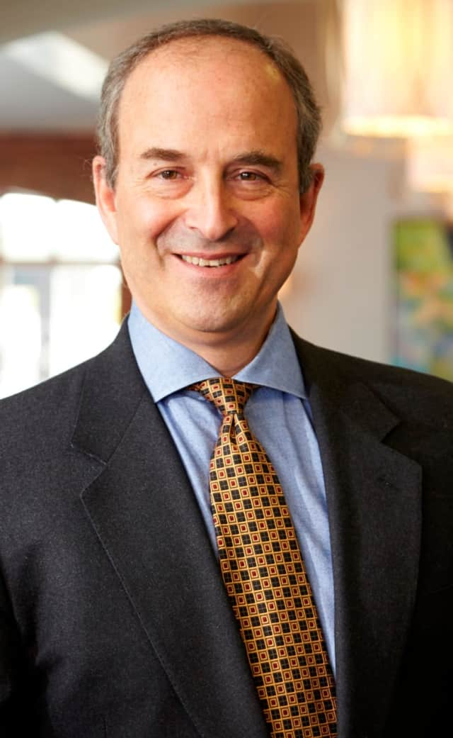 Christopher Gruseke, CEO of New Canaan-based Bankwell.