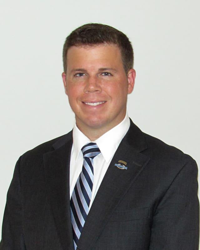Chris Day, Orangetown Supervisor.