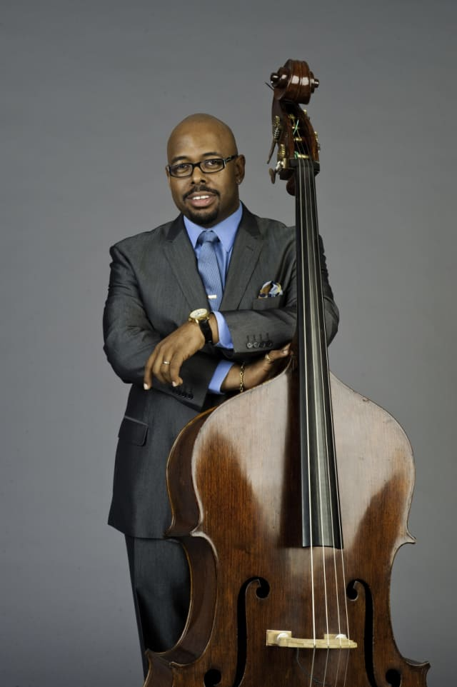 Grammy winner Christian McBride will play the Ridgefield Playhouse April 10.