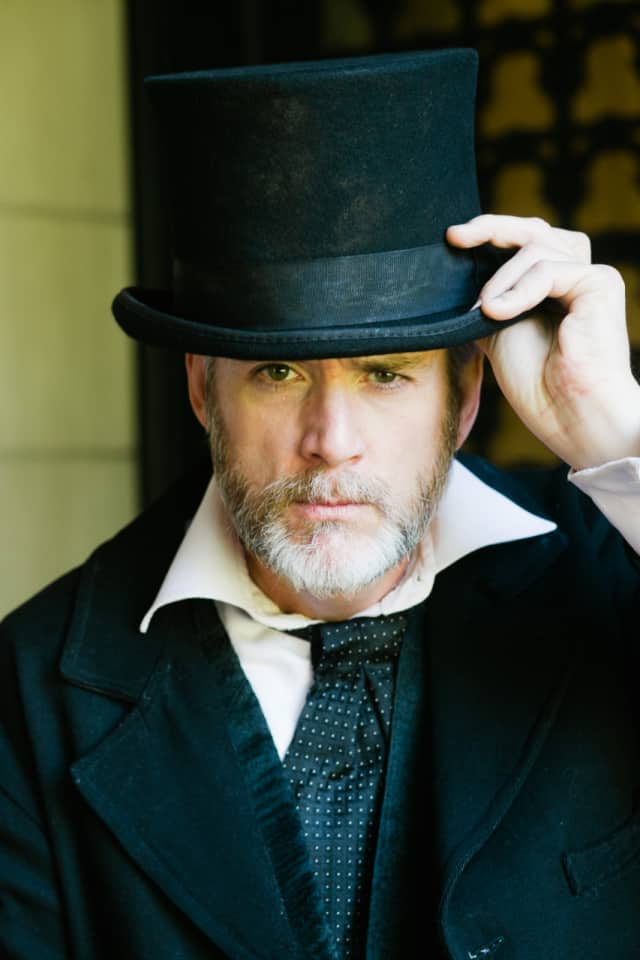 """Half Moon Theatre's """"A Christmas Carol"""" will be performed throughout December at the Culinary Institute of America."""