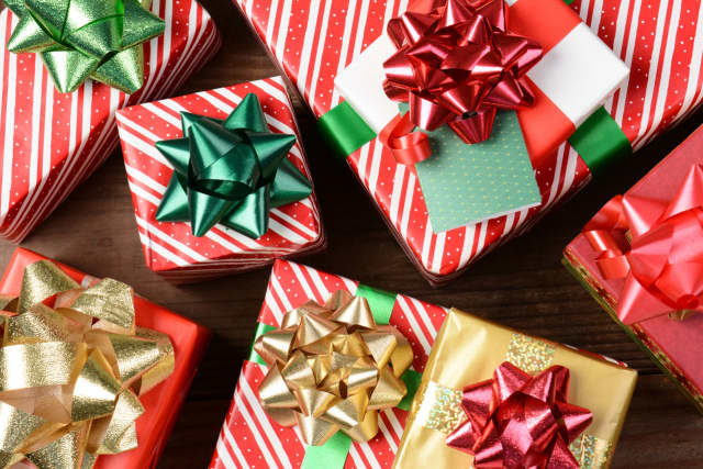 A Wyckoff Girl Scout Troop will be wrapping presents for donation this holiday season.