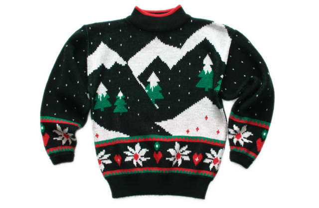 Proceeds from Thursday's Ugly Sweater fundraiser will go to Peekskill charities and help a family in need.
