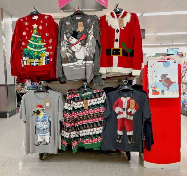 "Trumbull and the Nichols community residents may attend a Dec. 17 ""Ugly Sweater Party."""