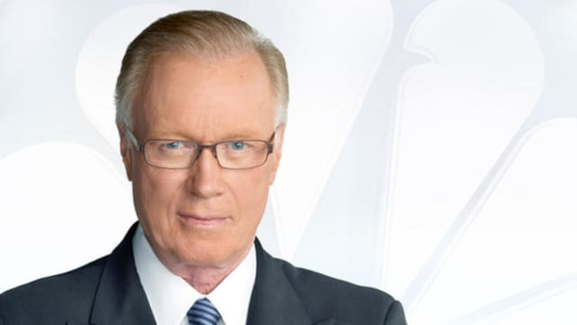 Chuck Scarborough turns 72 on Wednesday.