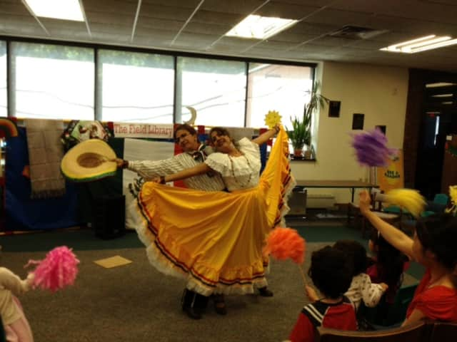 The Field Library in Peekskill will hold a Cinco de Mayo party for children and their parents on Thursday, May 5.