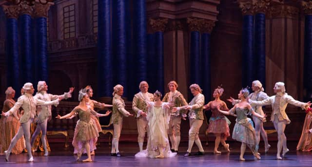 Darien Library's Senior Moments program will feature the Connecticut Ballet on Thursday.