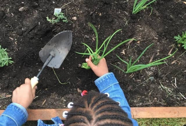 Community gardens are located throughout Passaic County.