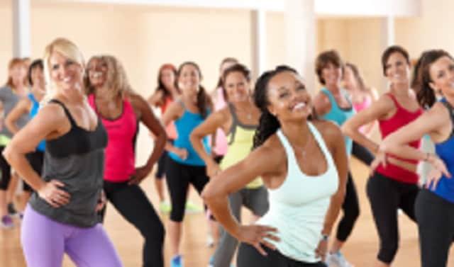 Cize is a dance program that keeps participants moving the entire time.