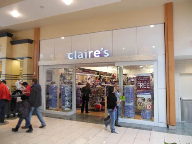 Claire's has filed for bankruptcy.