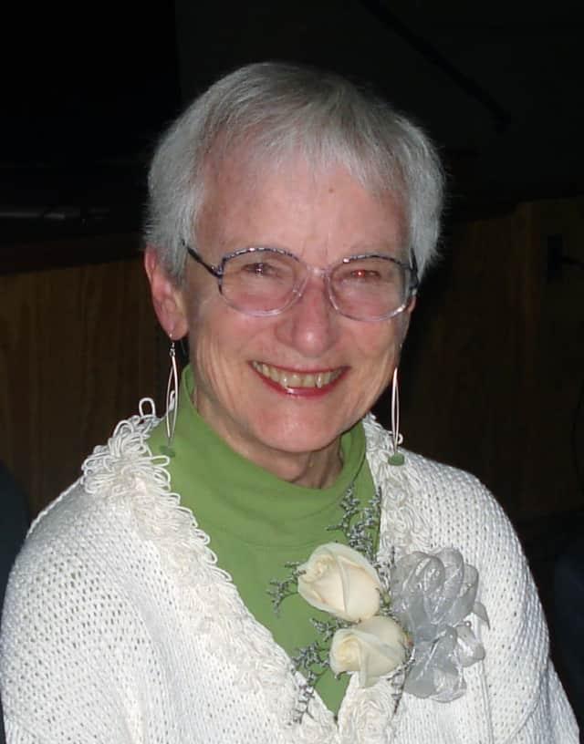Former Mayor Clara Lou Gould.