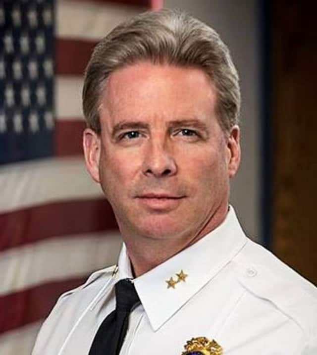 A hearing officer has recommended that Clarkstown Police Chief Michael Sullivan be terminated.