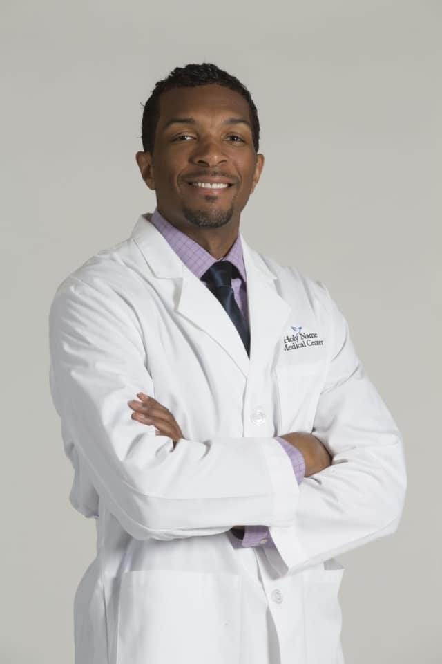 Holy Name Medical Center Internist Clenton Coleman.