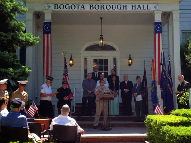 The Bogota VFW will have a Veterans' Day event Nov. 11.