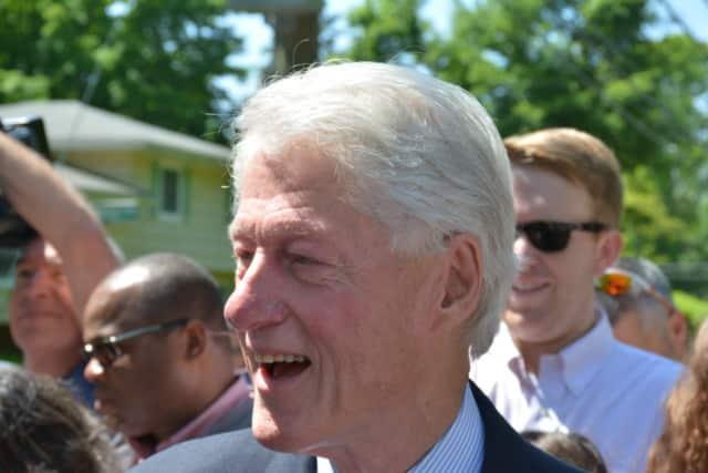 InsideGov has ranked Chappaqua's Bill Clinton as the fourth-smartest president in U.S. history.