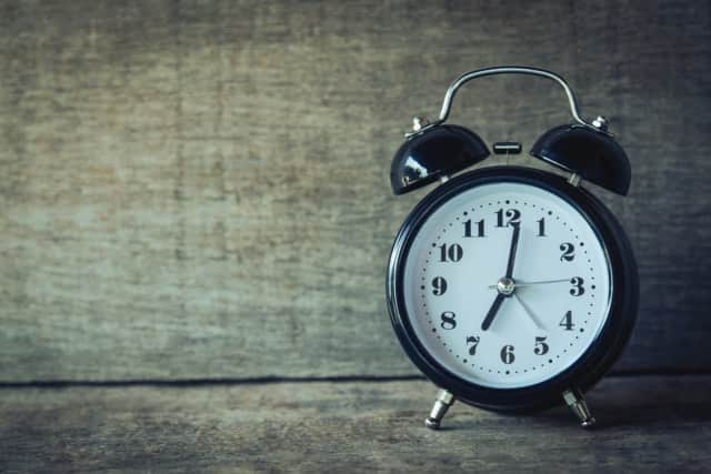 Don't suffer from a lack of sleep during daylight saving time, says Nyack Hospital.