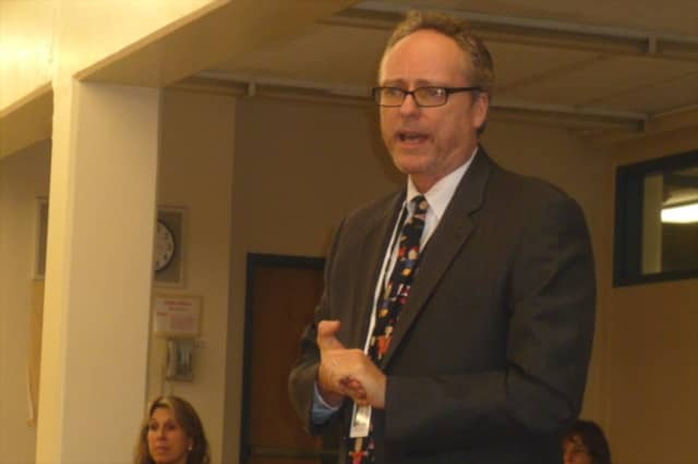 Christopher Clouet has been chosen as the new superintendent of schools in Shelton.