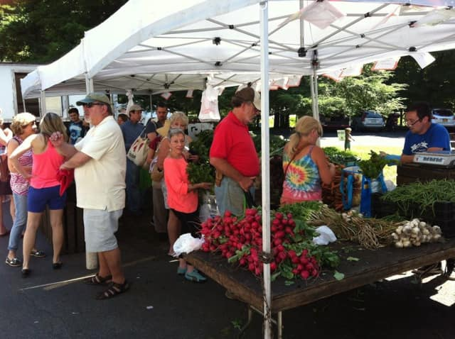 The Cold Spring Farmers' Market will move indoors to its village location at the Parish Hall of the Episcopal Church of St. Mary-in-the-Highlands on Saturday.