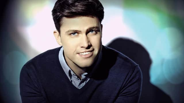 "Best known as the Saturday Night Live Weekend Update co-anchor, comedian Colin Jost tells The New York Times Magazine that he garnishes his comedy recipe with a sprinkling of ""This guy knows what I'm talkin' about!"""