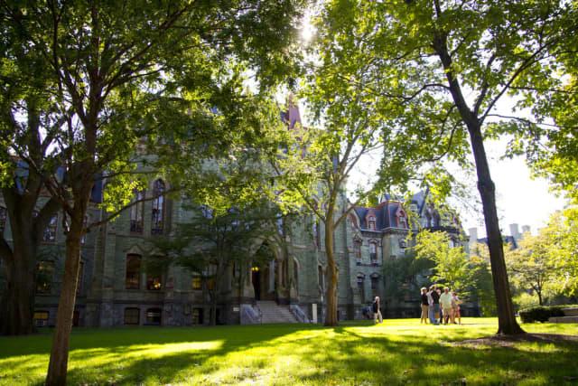 University of Pennsylvania in Philadelphia.