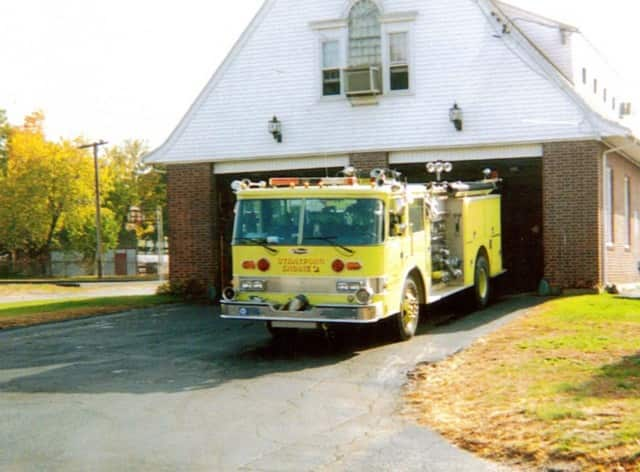 The Stratford Fire Department responded to a fire on Hollister Street on Thursday morning.