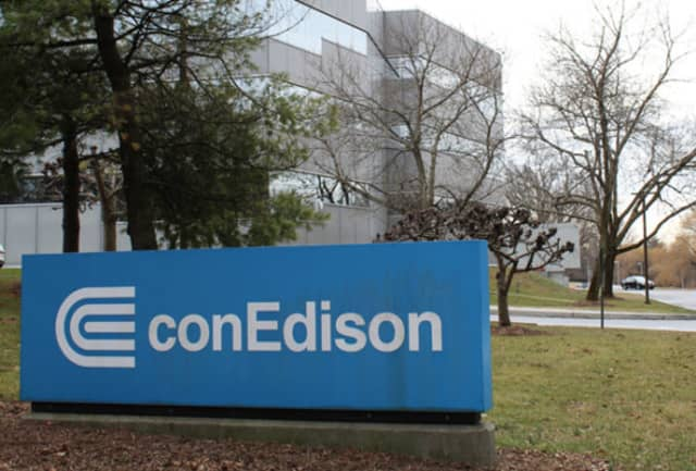 Con Edison headquarters in Rye.