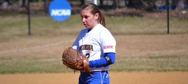 The Concordia Clippers softball team's season ended with a tournament loss.