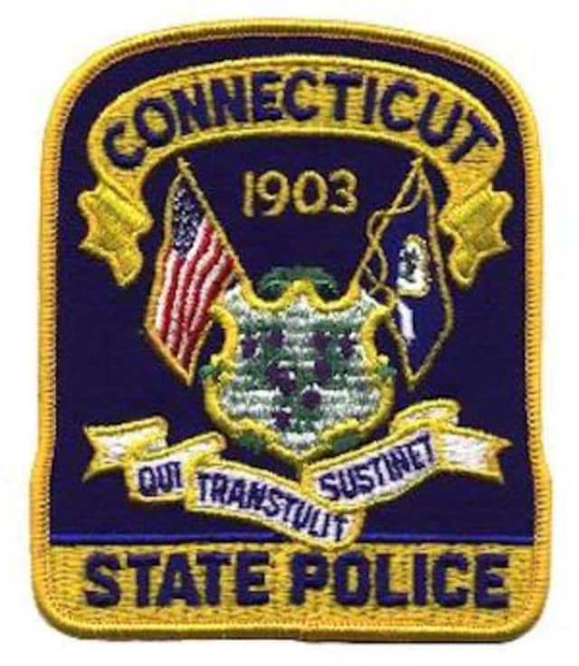 Connecticut State Police said a Ridgefield man died in a single-car accident after driving his SUV off the road and into a culvert on Route 67 early Monday.