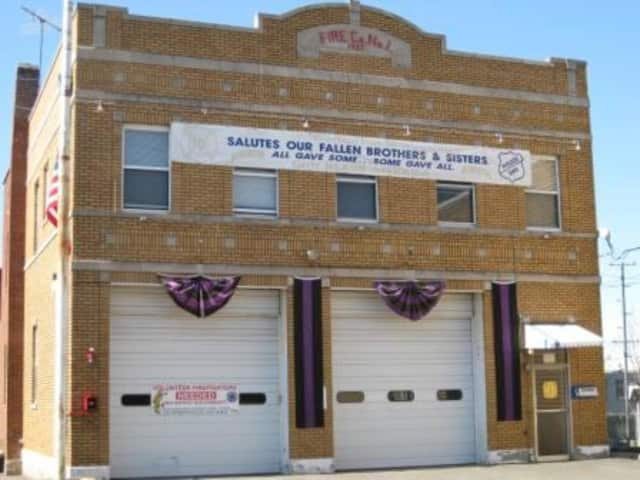 Fire Company 1 is located on Midland Avenue