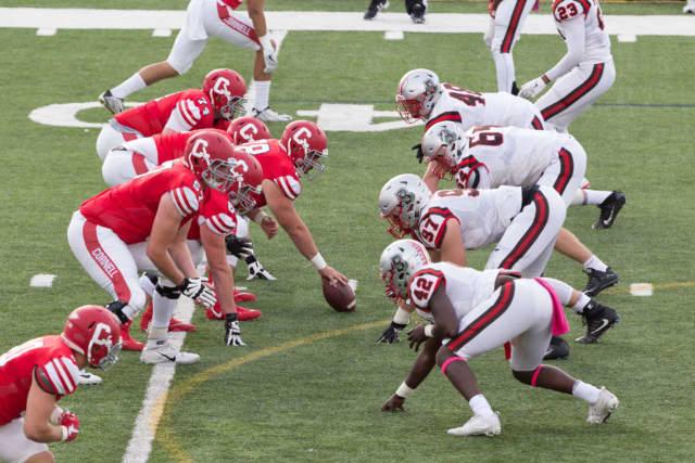 Cornell football game