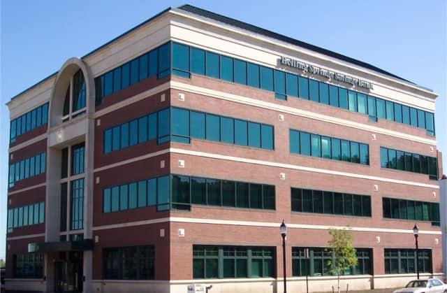 Boiling Springs Savings Bank corporate headquarters.