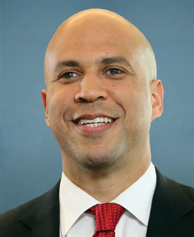Sen. Cory Booker, New Jersey