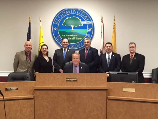 The Bloomingdale council will hold a reorganization meeting Tuesday.