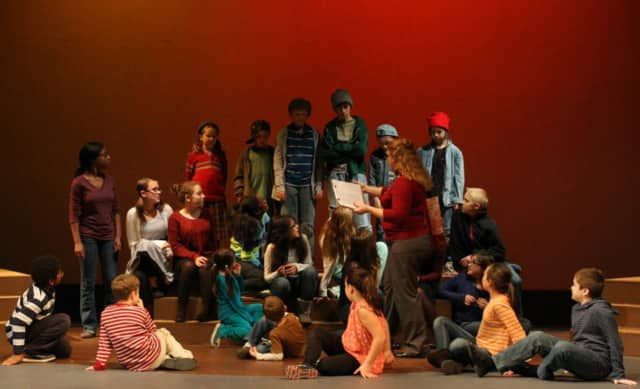 """The County Player Falls Theatre will host """"County Players Broadway Kids: A Musical Revue"""" Friday through Sunday."""