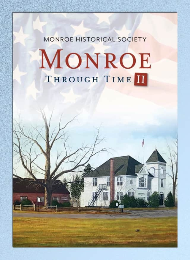 "The cover of ""Monroe Through Time II"""