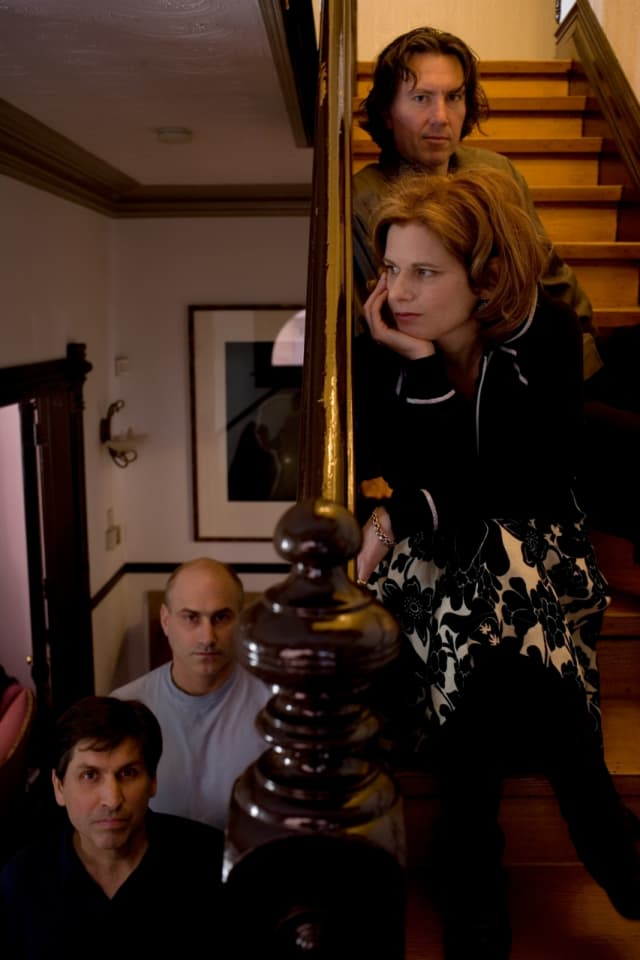 The Cowboy Junkies will perform Feb. 28 at The Ridgefield Playhouse.