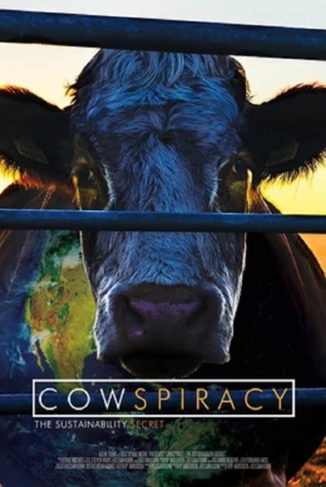 "Lewisboro Library will screen the film ""Cowspiracy: The Sustainability Secret"" on May 20."