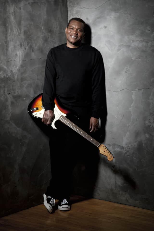 Grammy Award winner Robert Cray is performing at the Ridgefield Playhouse on Feb. 17.