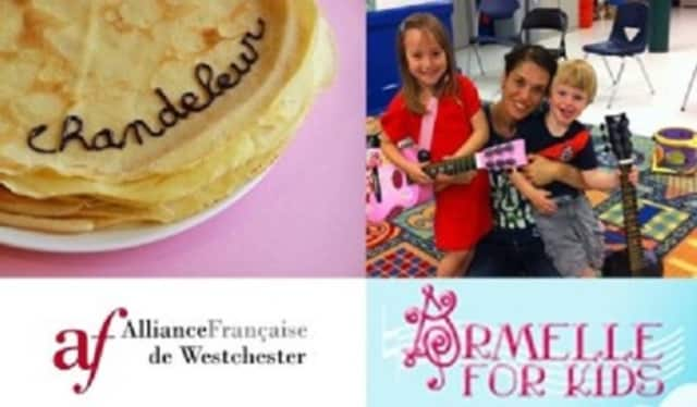Alliance Francaise will host French crêpes, songs and activities with Armelle on Feb. 21.